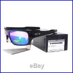 Oakley OO 9263-30 TURBINE Polished Black with Prizm Golf Lens Mens Sunglasses