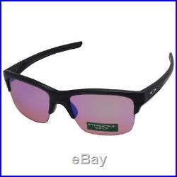 Oakley OO 9316-05 THINLINK Matte Black Prizm Golf Mirror Lens Mens Sunglasses