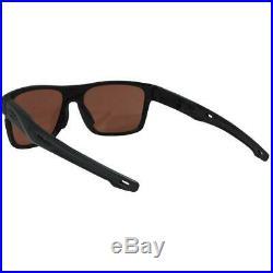 Oakley OO 9361-17 Crossrange Matte Black with Prizm Dark Golf Sports Sunglasses