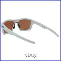 Oakley OO 9397-06 58 Targetline Polished White Prizm Dark Golf Lens Sunglasses