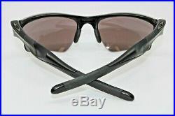 Oakley OO9154 Half Jacket 2.0 Black Prizm GOLF Sunglasses New Authentic 62
