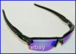 Oakley OO9188-05 Flak 2.0 XL Polished Black / Prizm Golf Lens. New In Box