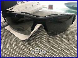 Oakley OO9188-05 Flak 2.0 XL Prizm Golf Sunglasses Black 100% Authentic NIB