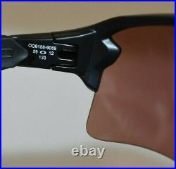 Oakley OO9188-9059 Flak 2.0 XL Matte Black / Prizm Dark Golf Lens. New In Box