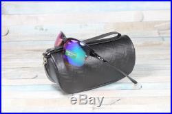 Oakley OO9191-15 Unstoppable Polished Black / Prizm Golf Women's Sunglasses