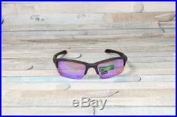 Oakley OO9200-19 Quarter Jacket Black / Prizm Golf Youth Sunglasses