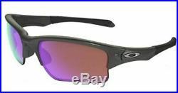 Oakley OO9200-1961 Youth Quarter Jacket Sunglasses Steel PRIZM Golf