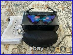 Oakley OO9208-44 EV Path, Polished Black / Prizm Golf Sunglasses