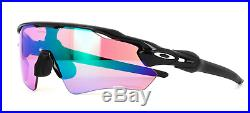 Oakley OO9208-44 RADAR EV PATH Polished Black Prizm Golf Mens Sport Sunglasses