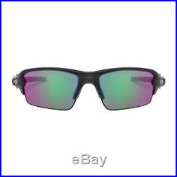 Oakley OO9271-05 Flak 2.0 Black Ink Sports Wrap Prizm Golf Lenses Sunglasses