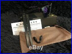 Oakley OO9361-1757 Crossrange Men's Sunglasses Matte Black/Prizm Dark Golf