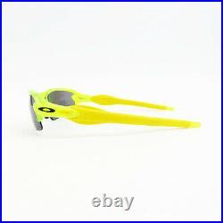 Oakley Oo9271-08 Sunglasses Flak 2.0 Green System 61 12 133 Golf Wear