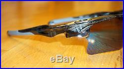 Oakley POLARIZED FAST JACKET XL Blck Pld/G30 Iri Polarized & Slt Iri OO9156-21