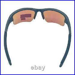 Oakley Quarter Jacket Youth Steel Prizm Golf Lens Sunglasses OO9200 (Authentic)