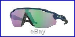 Oakley RADAR EV ADVANCER OO 9442 Poseidon/Prizm Golf (9442-07) Sunglasses