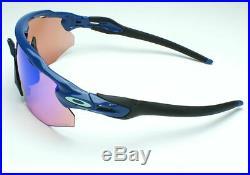Oakley RADAR EV ADVANCER Sunglasses OO9442-0738 Poseidon Frame With PRIZM GOLF