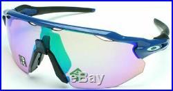 Oakley RADAR EV ADVANCER Sunglasses OO9442-0738 Poseidon Frame With PRIZM GOLF NEW