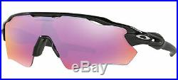 Oakley RADAR EV PATH OO 9208 POLISHED BLACK/PRIZM GOLF 38/13/128 men Sunglasses