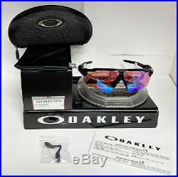 Oakley RADAR EV PATH SUNGLASSES POLISHED BLACK/PRIZM GOLF OO9208-44