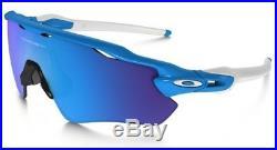 Oakley RADAR EV PATH Sunglasses Sky Frame Sapphire Iridium Lens 009208-03