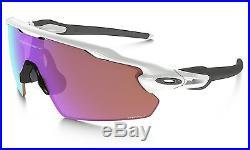 Oakley RADAR EV PITCH Sunglasses Polished White Frame Prizm Golf Lens 009211-05