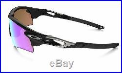 Oakley RADARLOCK PATH Sunglasses Polish Black Prizm Golf + Slate Iridium Lens