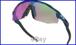 Oakley Radar EV Advancer Poseidon Prizm Golf Sunglasses OO9442-0738