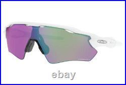 Oakley Radar EV Path Polished White Prizm Golf Sunglasses OO9208-A538