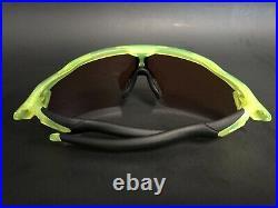 Oakley Radar EV Path Sunglasses Matte Uranium Frame / Prizm Golf Lens -Very Good