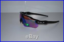 Oakley Radar EV Path Sunglasses OO9208-44 Polished Black/Prizm Golf NEW