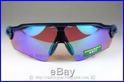 Oakley Radar EV Path Sunglasses OO9275-05 Navy Frame With PRIZM Golf ASIA FIT
