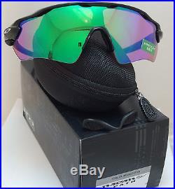 Oakley Radar EV Path Sunglasses Polished Black Frame Prism Golf Lens OO9208-44