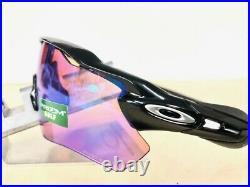 Oakley Radar EV Path Sunglasses Polished Black PRIZM Golf OO9208-44 Genuine