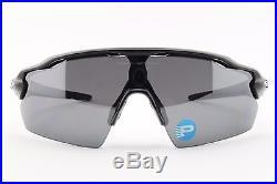 Oakley Radar EV Pitch 9211-07 Polarized Sports Cycling Golf Surfing Sunglasses