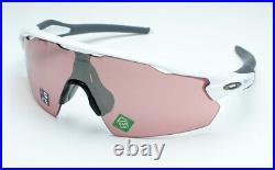 Oakley Radar EV Pitch OO9211-1938 Sunglasses Polished White/Prizm Dark Golf