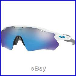 Oakley Radar EV Sunglasses, Polished White, Prizm Golf Lens 009275