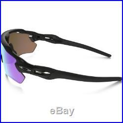 Oakley Radar Ev Path Mens Sunglasses Polished Black Prizm Golf One Size
