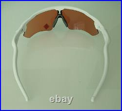 Oakley Radar Ev Path Sunglasses OO9208-A538 Polished White/Prizm Golf NEW