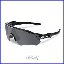 Oakley Radar Path Golf Sunglasses Jet Black/Grey 100%UVA/B/C BRAND NEW AUTHENTIC