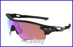 Oakley RadarLock Polished Black Prizm Golf Sunglasses