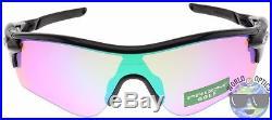 Oakley Radarlock Path Sunglasses OO9181-42 Black Prizm Golf + Slate Iridium