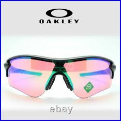 Oakley Radarlock Path Sunglasses OO9206-3638 Matte Black With PRIZM Golf Lens NEW