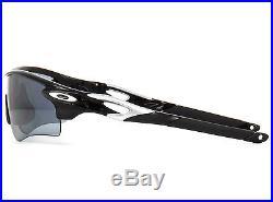 bc39a629de Oakley Radarlock Path Sunglasses Polished Black Prizm Golf   Slate Iridium  Lens