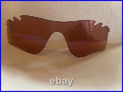 Oakley Radarlock Sunglasses 3 Golf Lenses (1 Polarized) and Case