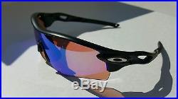 Oakley Radarlock prizm golf sunglasses