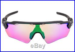 Oakley Steel/ Prizm Golf Radar EV XS Path Youth Fit Sunglasses 1529
