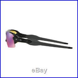 Oakley Sunglass Flak 2.0 Asian Fit Polished Black Ink / Prizm Golf OO9271-05