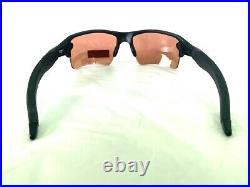 Oakley Sunglasses FLAK 2.0 XL POLISHED BLACK /PRIZM GOLF OO9188-05