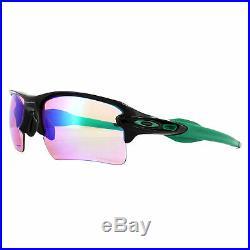 Oakley Sunglasses Flak 2.0 XL OO9188-70 Polished Black Prizm Golf