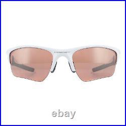 Oakley Sunglasses Half Jacket 2.0 XL OO9154-63 Polished White Prizm Dark Golf